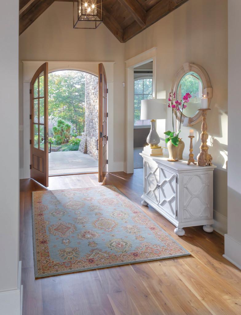 Culver Rugs Interior Design